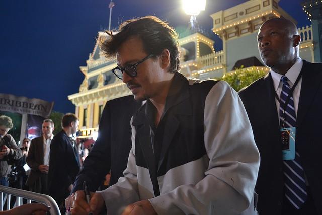 Johnny Depp by Loren Javier