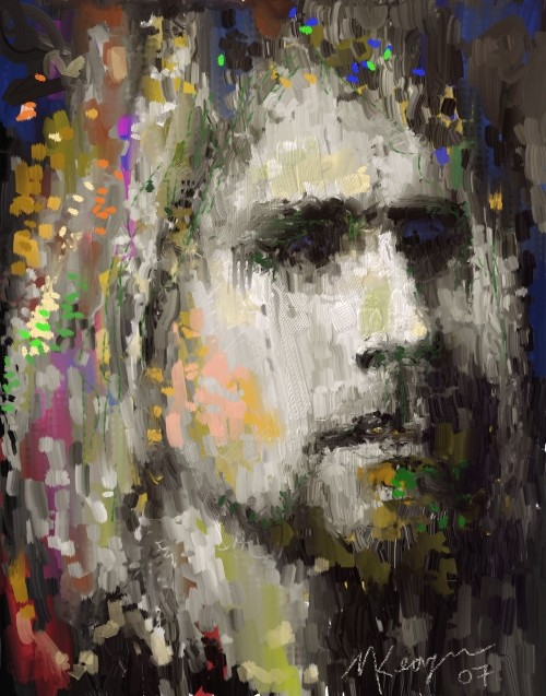 Cobain by medium as muse