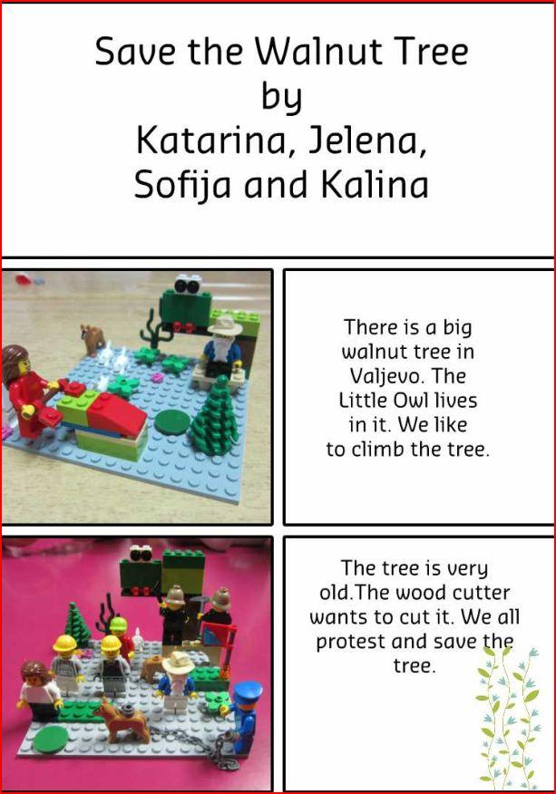 Save the Walnut Tree