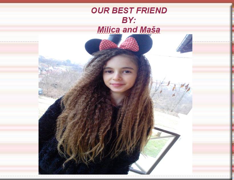 Masa and Milica