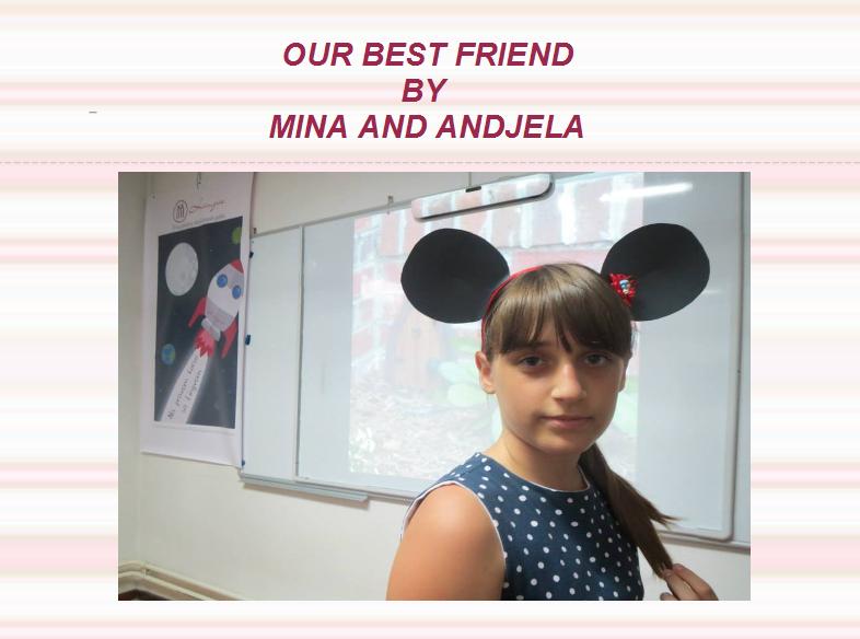 mina and andja