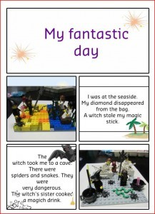 my fantastic day by