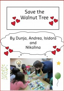 Save the Tree by Dunja and co