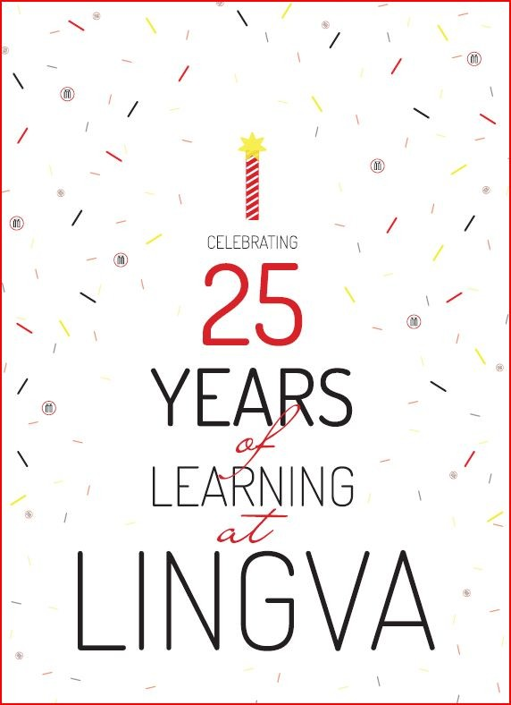 lingva anniversary photo