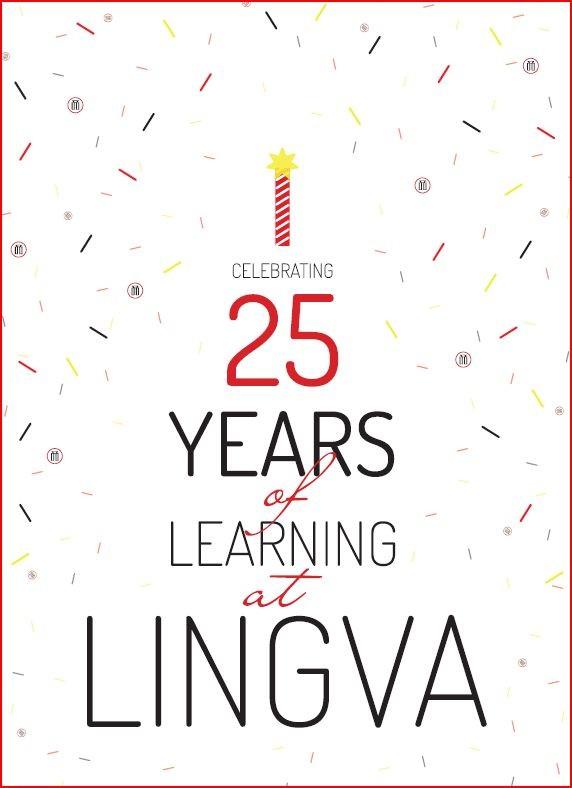 lingva anniversary photo
