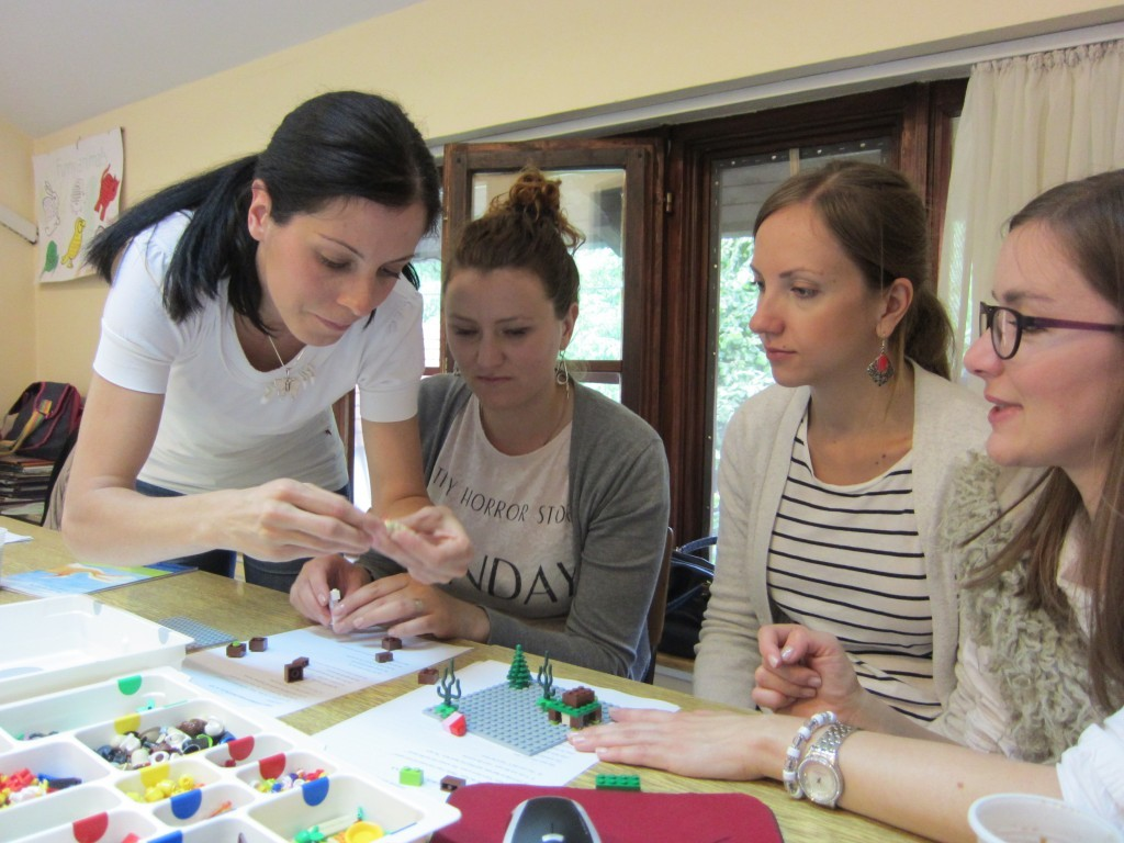 22nd Lingva Workshop on  LEGO Language Teaching