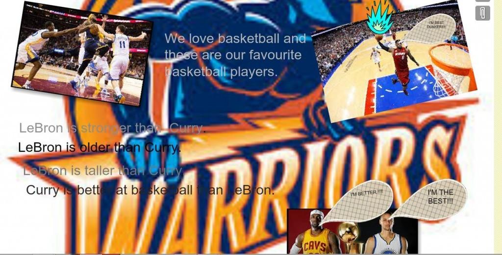 LeBron&Curry