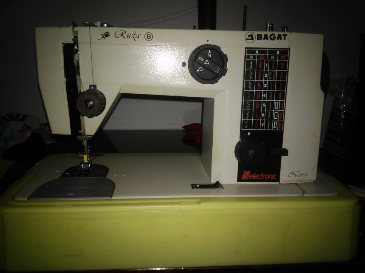 Bagat Sewing Machine