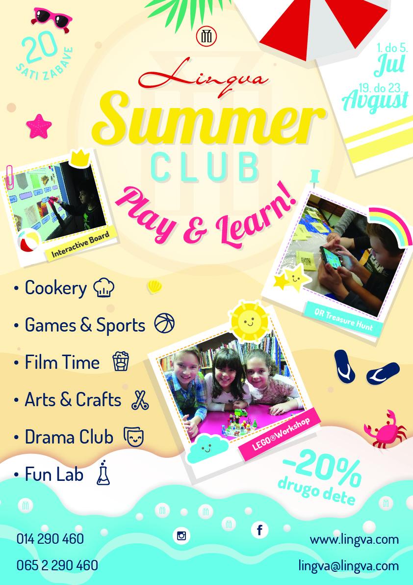 Lingva Summer Camp